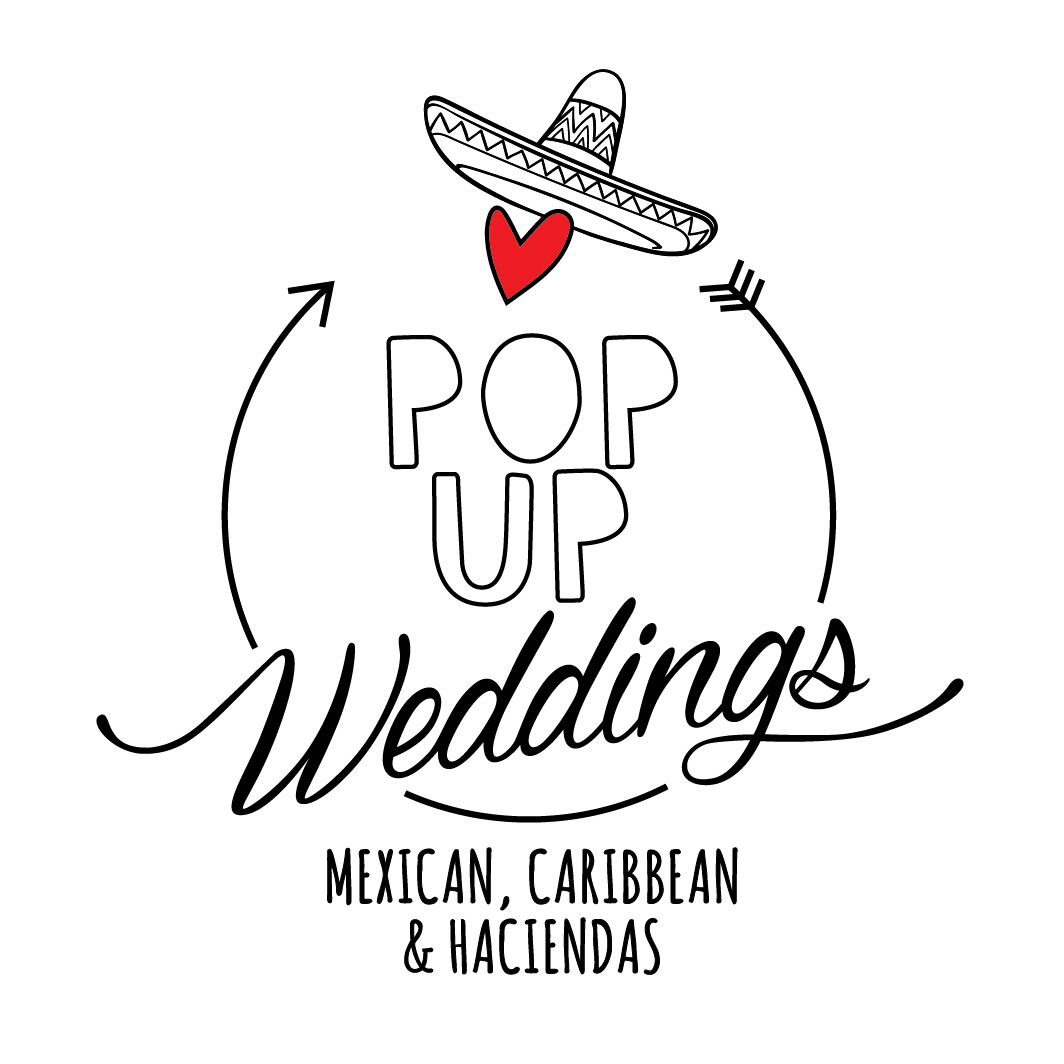 PopUp Weddings Mexican, Caribbean and Haciendas